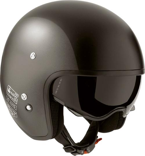 Casco moto Diesel Hi-Jack Multi grigio - nero opaco