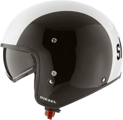 Diesel HI-Jack Multi SK-Y 78 jet helmet black-white