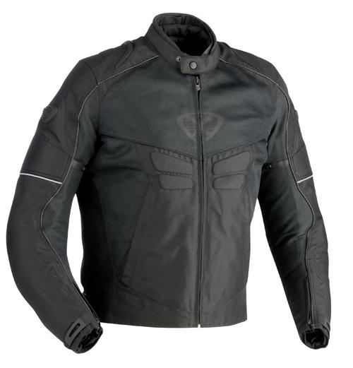 Ixon Sismic Sport 3 in 1 motorcycle jacket black