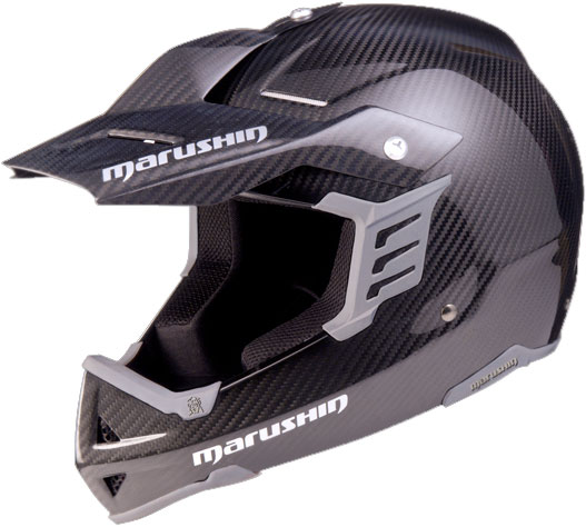 Casco cross Marushin RS-MX Carbon 2011