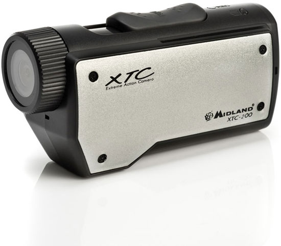 Videocamera Midland XTC-200 Action Camera custodia waterproof