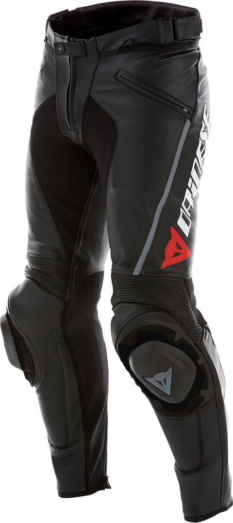 Dainese Delta Pro C2 lòeather pants black black