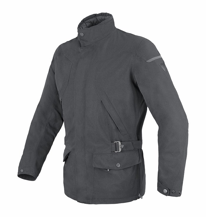 Dainese Knightsbridge D-Dry jacket dark gull gray