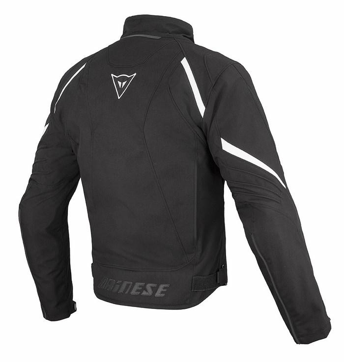 Dainese Laguna Seca D-Dry jacket black-white