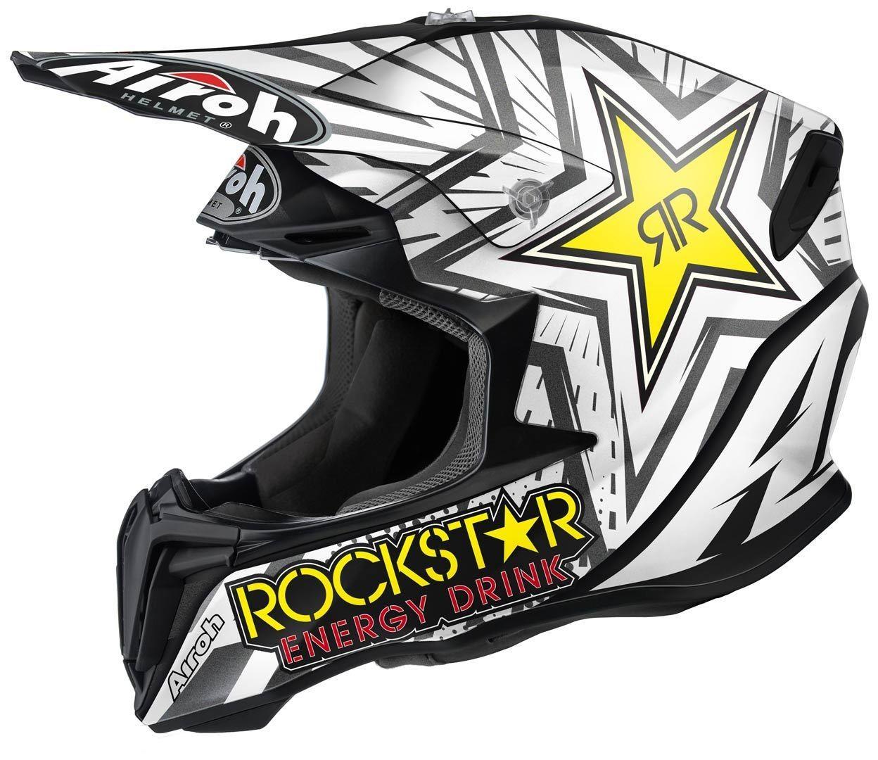 Casco cross Airoh Twist Rockstar
