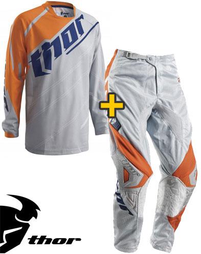 Kit Cross Thor Phase - Maglia e Pantaloni