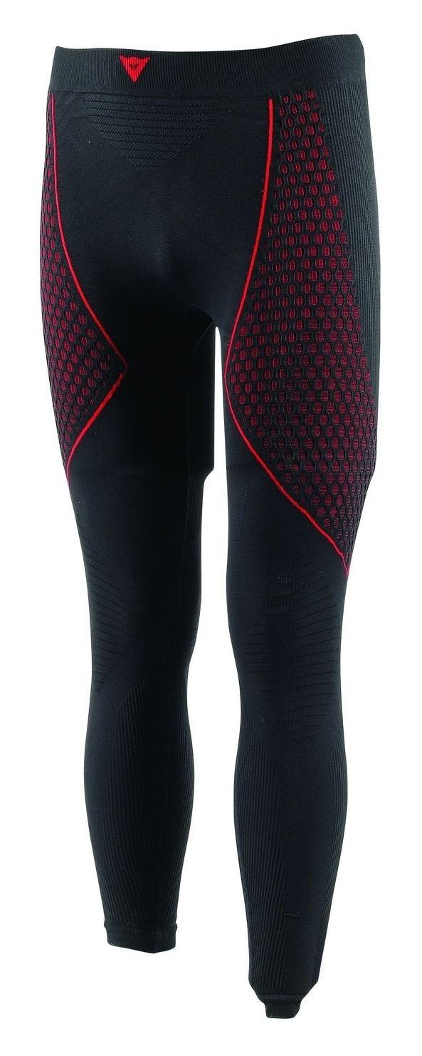 Pantaloni intimi Dainese D-Core Thermo nero rosso