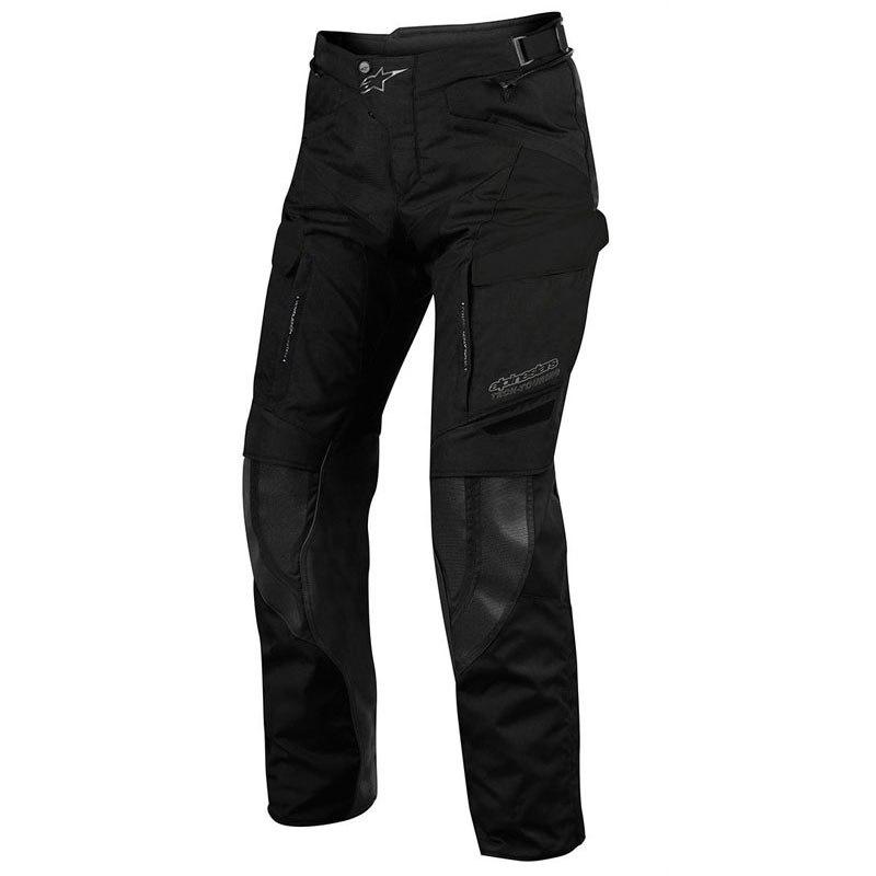 Pantaloni moto Alpinestars Durban Gore-tex nero grigio