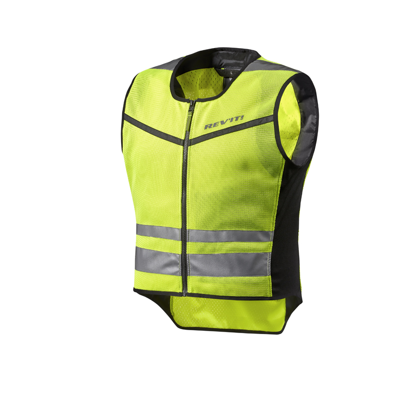 Gilet Rev'it Athos Air 2 giallo fluo