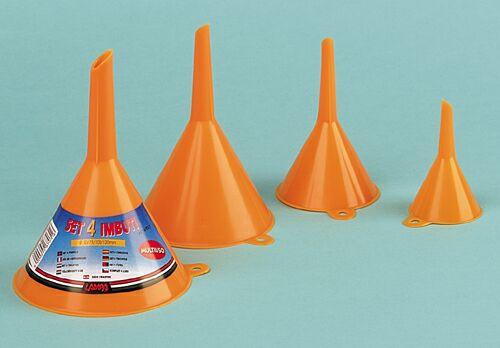 SEt of 4 funnels Lampa