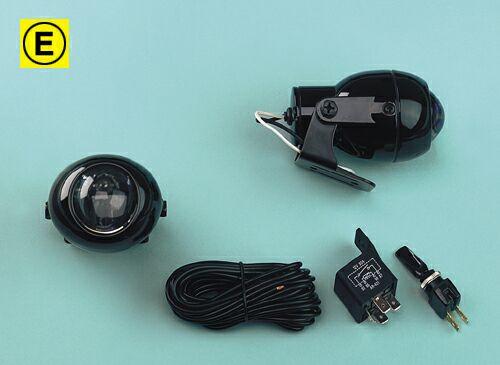 Micro-Projector 2  fendinebbia bianco 12 V Lampa