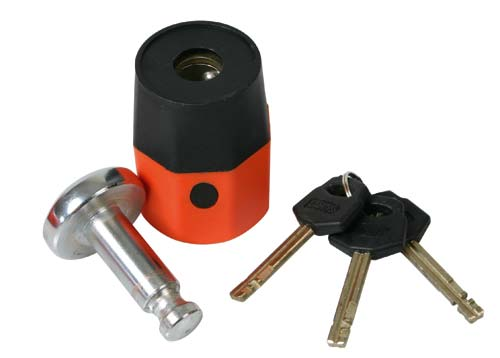 High security disk lock Kyodo Lampa