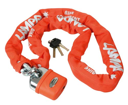 Super strong chain and padlock Alien Lampa