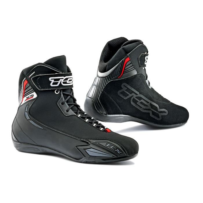 Scarpe moto TCX X-Square Sport Waterproof Nero