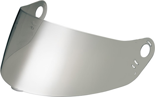 Visiera Nolan N63-62-G6.1 argento metalizzato