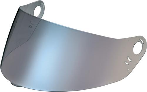 Visiera caschi Nolan N64/N63/62/G6.1 blu metalizzato