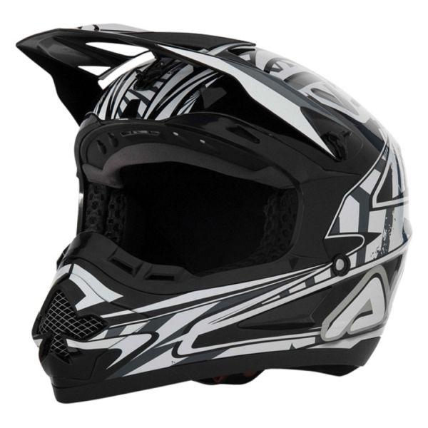 Motocross helmet Acerbis Basic BLack
