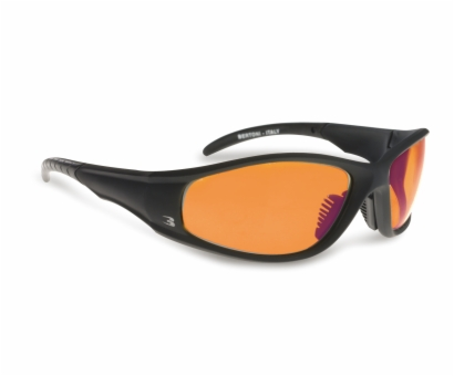 BERTONI AF152D Motorcycle Anti-Fog Glasses