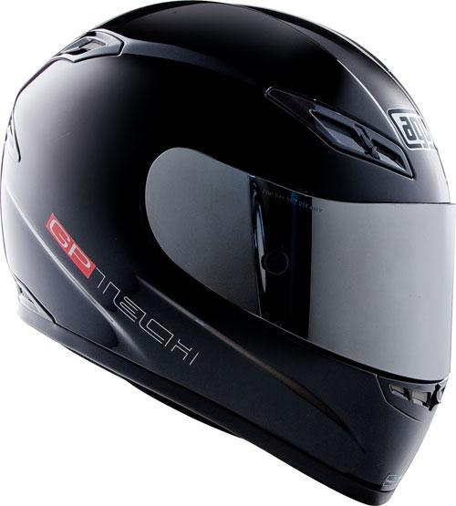 Casco moto Agv Gp-Tech Mono nero lucido