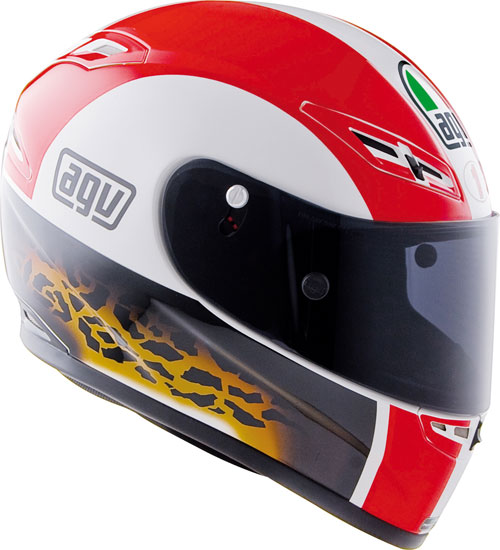 AGV GP-Tech Marco Simoncelli Replica Full Face Helmet