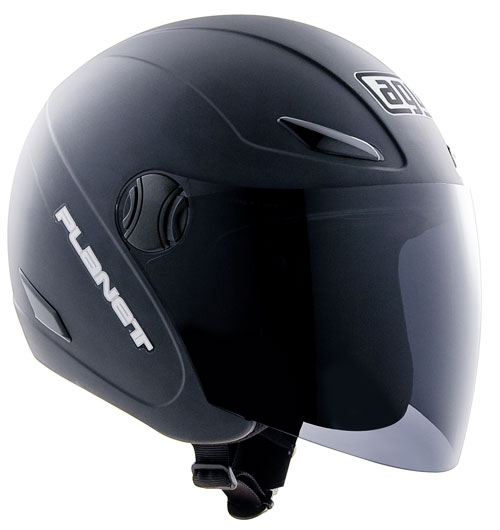 Casco moto Agv Planet nero opaco