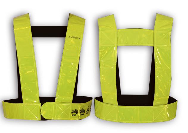 Cintura rifrangente A-Pro Light Belt
