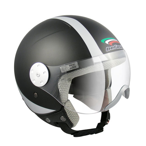 BEFAST Scatto Open Face Helmet