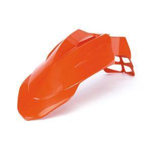 Front Fender Supermoto Orange