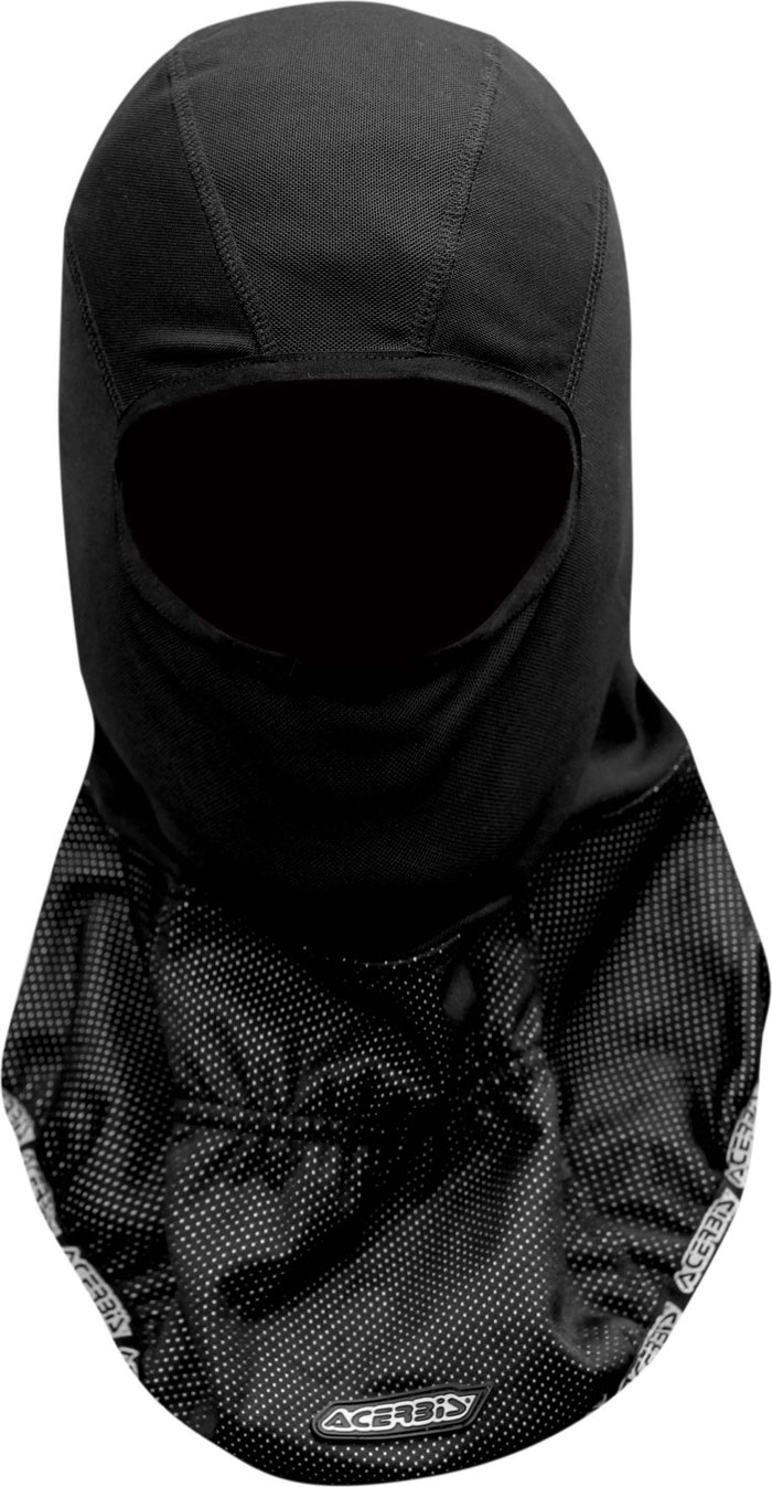 Acerbis Black Fleece Balaclava