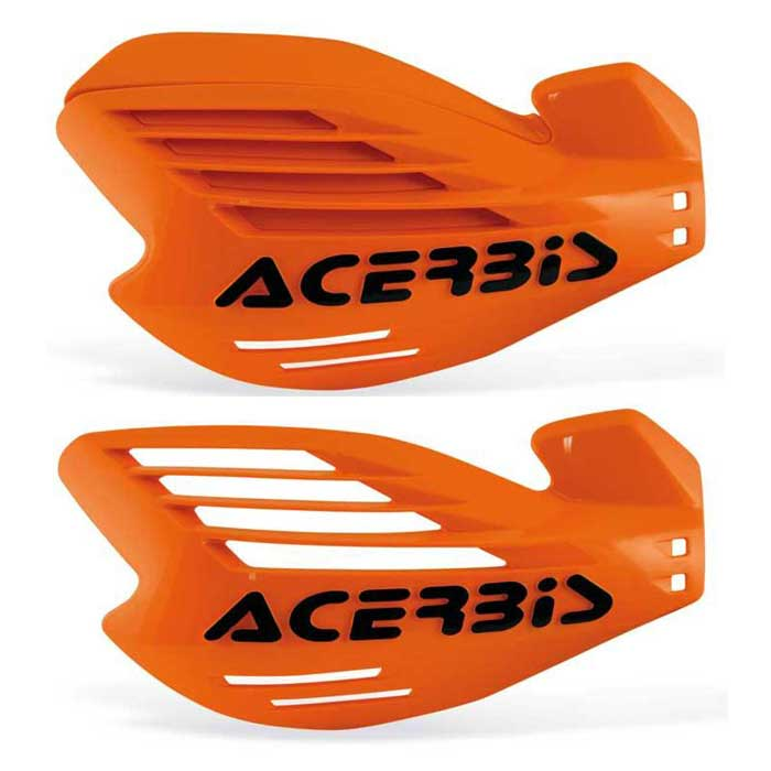 Acerbis X Force Handguards Orange