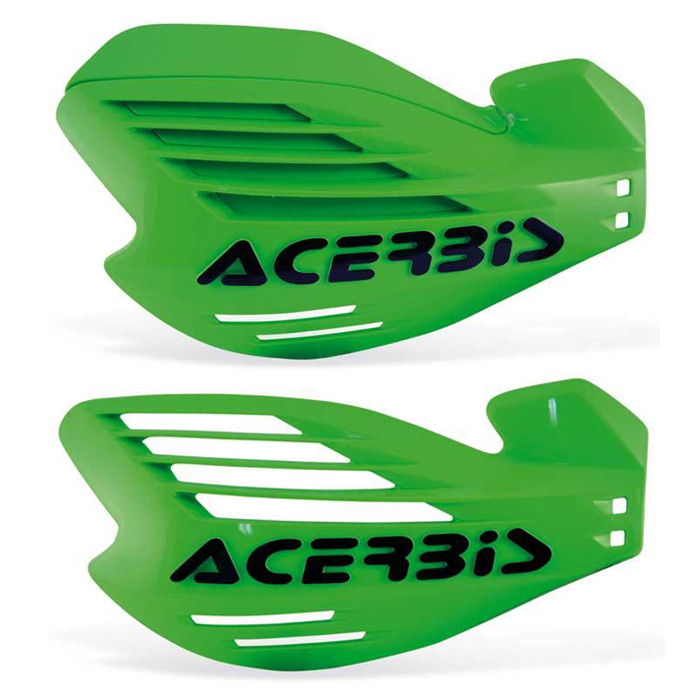 Handguards Acerbis X FORCE Green