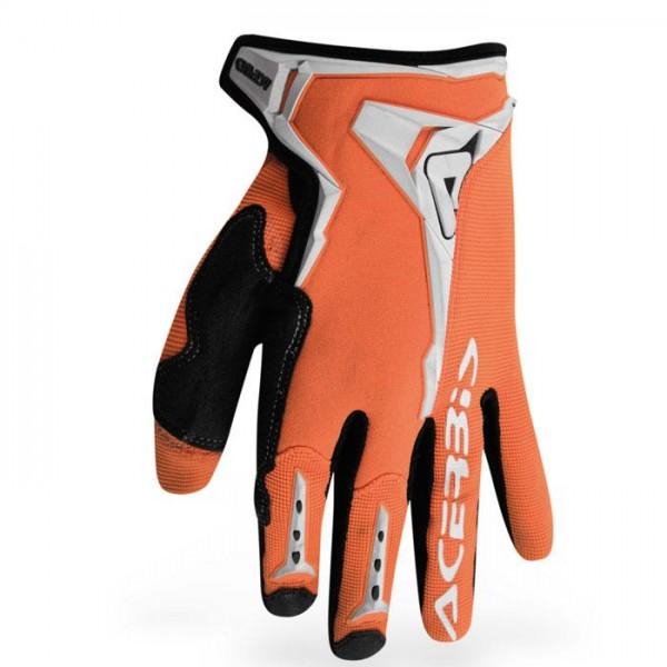 Gloves Acerbis Motocross Mx-x1 Orange