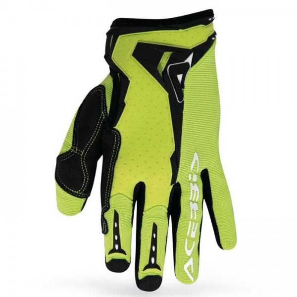 Gloves Acerbis Motocross Mx-x1 Green