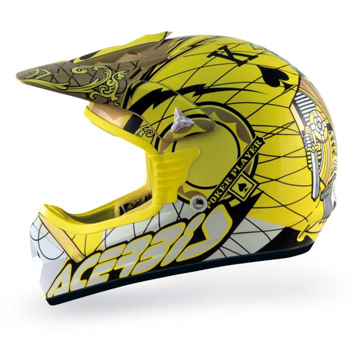 Acerbis Motocross Helmet Poker