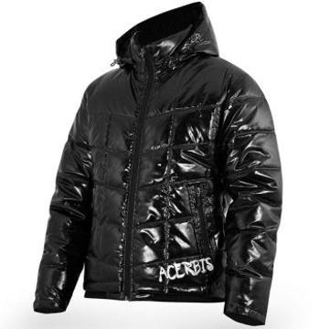 Motorcycle jacket woman Acerbis Nano Storm Lady Black