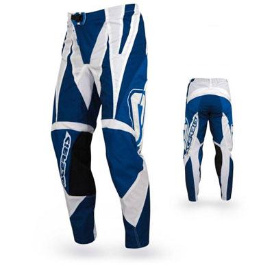 Pantaloni Motocross Acerbis motobrand Blu