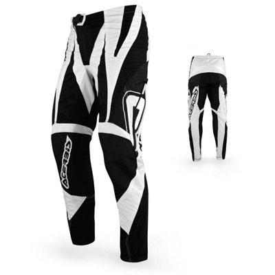 Acerbis Motocross Pants Black motobrand
