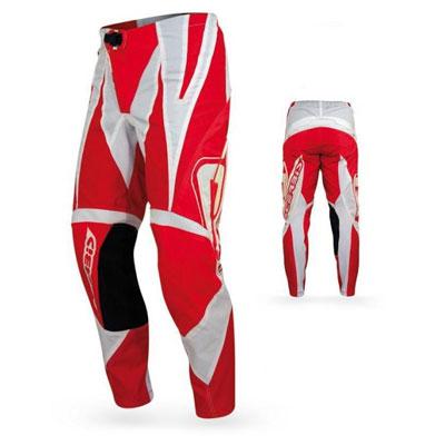 Acerbis Motocross Pants Red motobrand