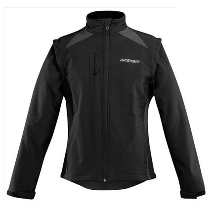 Jackets Acerbis Motocross MX ONE Black