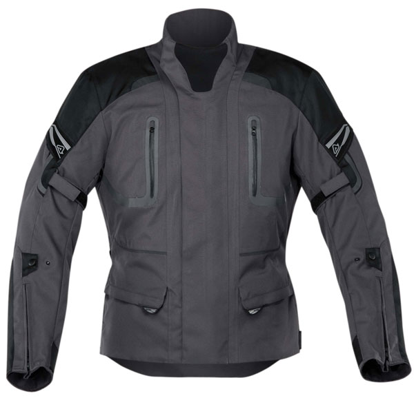 Motorcycle jacket Acerbis Ramsey Grey