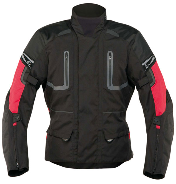 Giacca moto Acerbis Ramsey Rosso