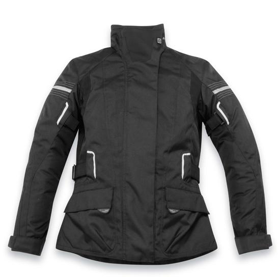 Motorcycle jacket woman Acerbis Bray Hill Black