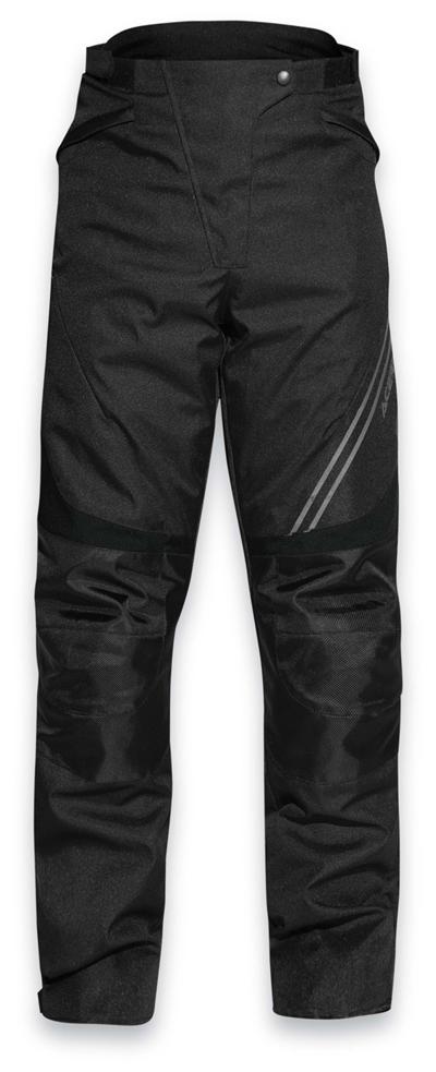 Motorcycle pants woman Ramsey Acerbis Lady Black