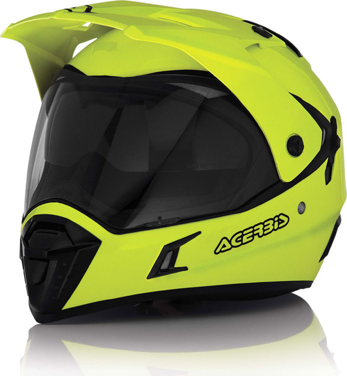 Acerbis Active Helmet Full Yellow fluo