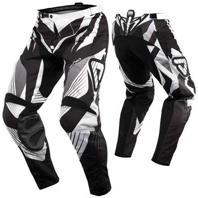 Pantaloni motocross Acerbis Impact Nero