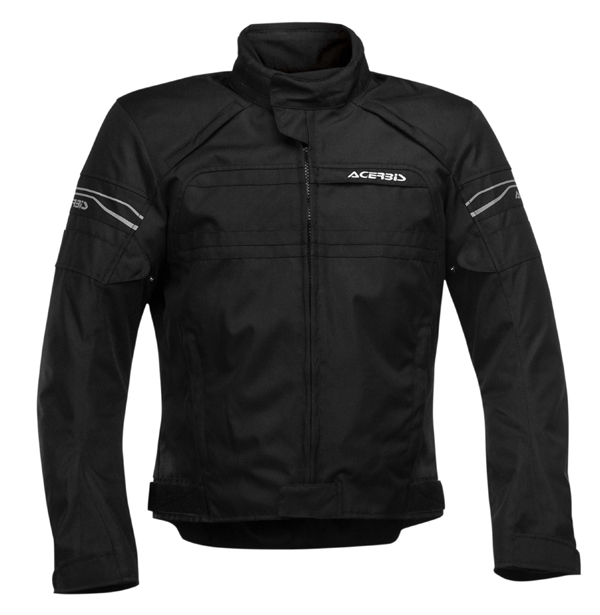 Motorcycle jacket Black Acerbis Clypse