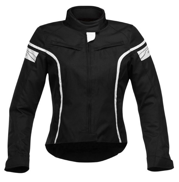 Motorcycle jacket woman Acerbis Clypse Black