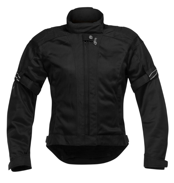 Giacca moto donna Acerbis Colby Vented Lady Nero