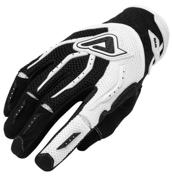 Gloves cross Acerbis MX X1 Black