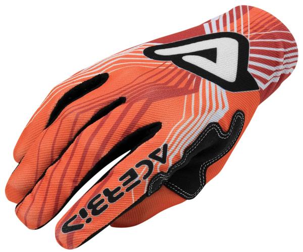 Gloves Acerbis Motocross Mx-x3 Orange